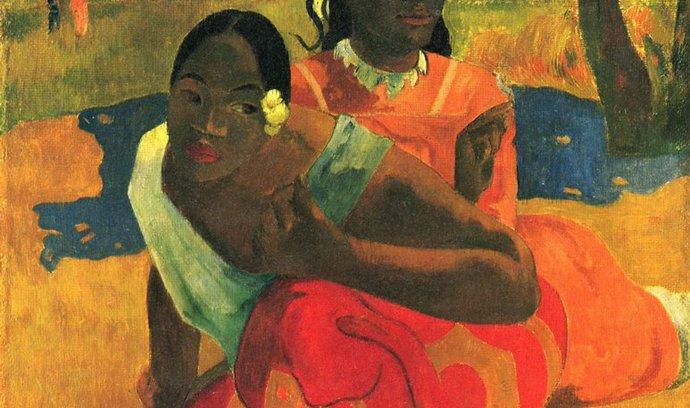 Gauguinův obraz Kdy se vdáš? Je obrazem nejdráže prodaným v soukromém obchodu. Kupce z Kataru stál 300 milionů dolarů (7,3 miliardy korun).