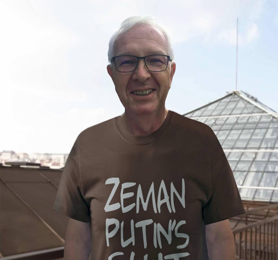 Jiří Drahoš nasliboval imigrantům hory doly