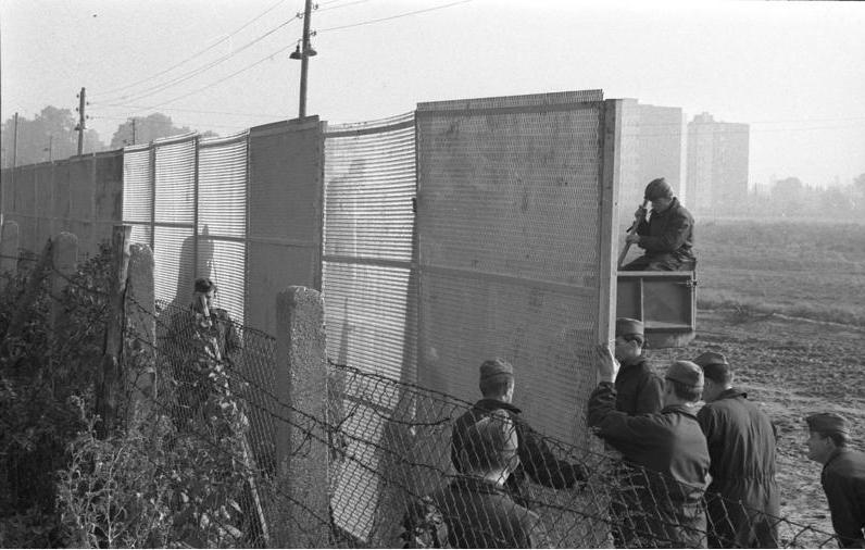 Modernizace součásti Berlínské zdi