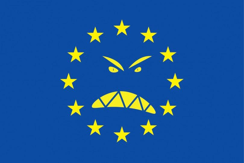 Evropskou unii černý krteček vytáčí.