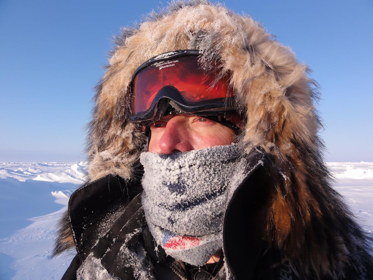 Václav Sůra pravidelně navštěvuje polární kraje