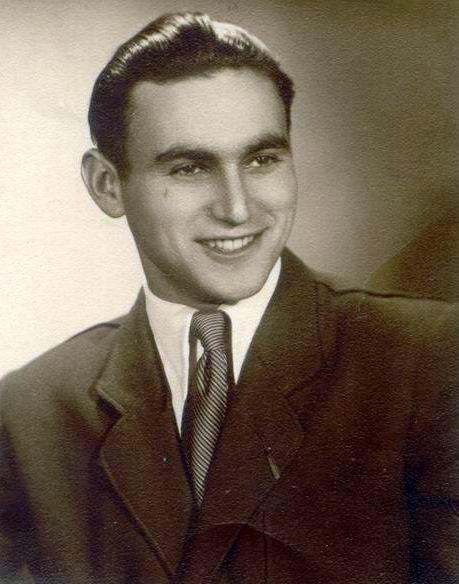 Rudolf Vrba po válce.
