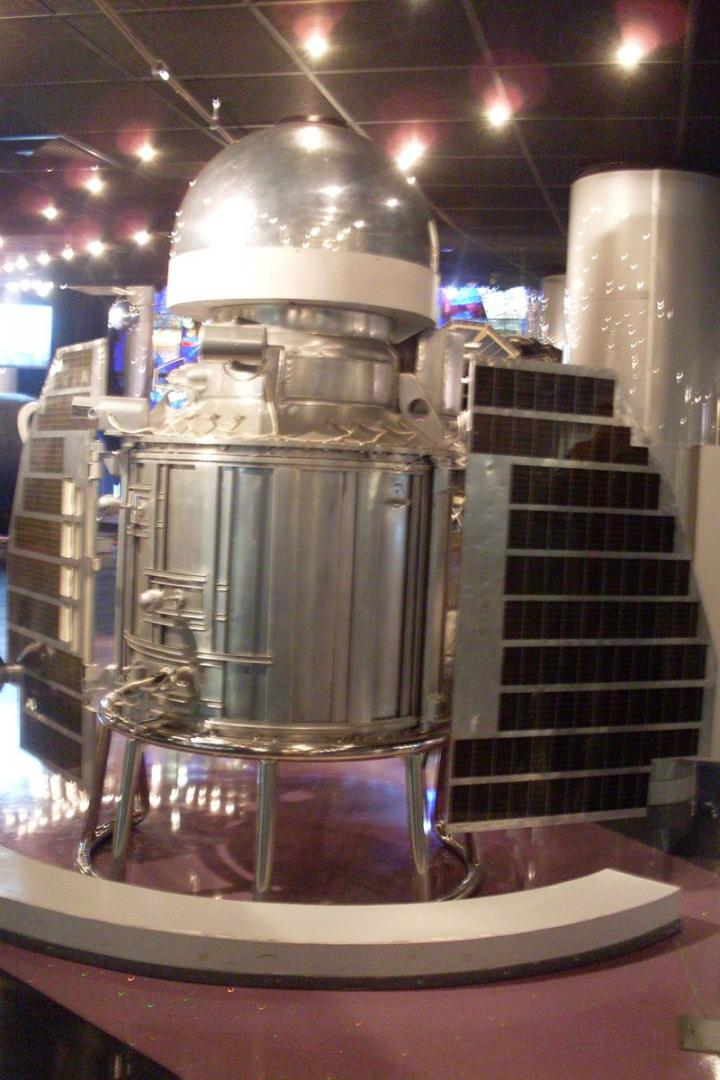 Replika sondy Veněra 1.