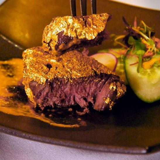 Zlatý steak