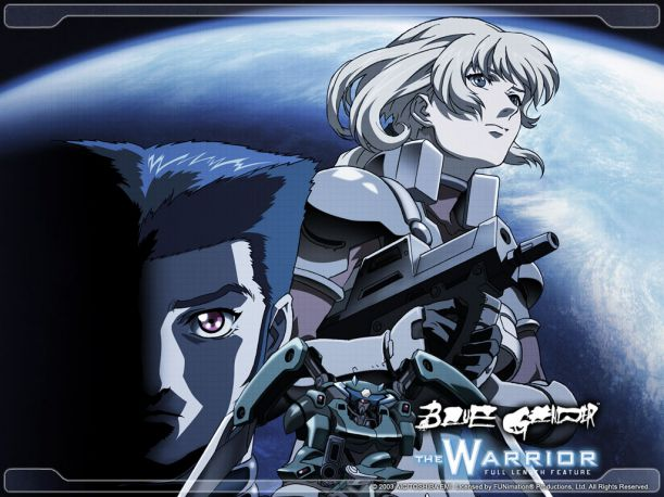 Blue Gender anime-kool webnode sk