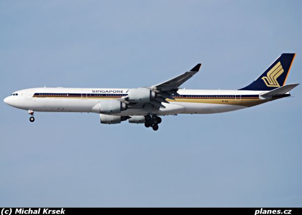 bonus-a340-541-9v-sgc-singapore-airlines-sia-sq-los-angeles-lax-klax