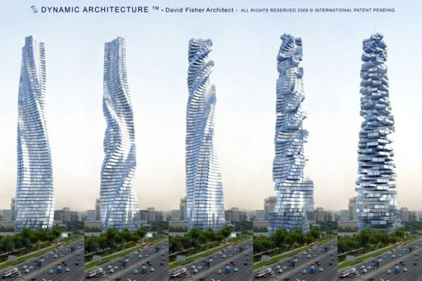 Rotating-Tower-Dubai-UAE-strangebuildings.com