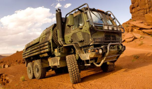armytruck