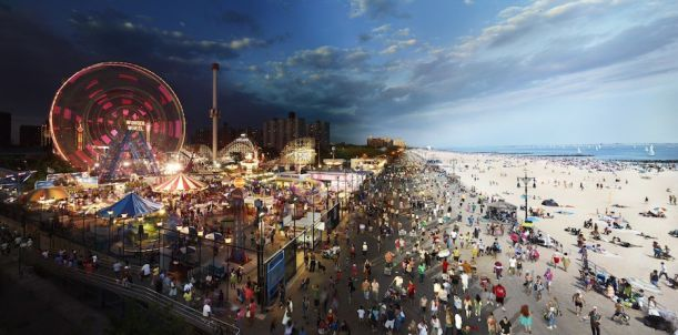 Coney Island, Brooklyn