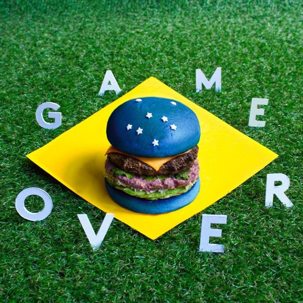 fifa 2014 game over burger