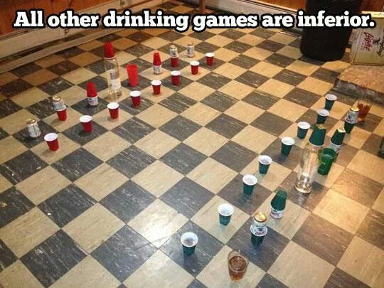 drinking game chess