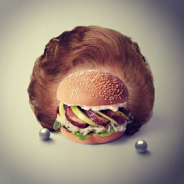Thatcher burger