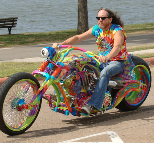 funny-motorcycle-colorful-rider-biker-long-hair