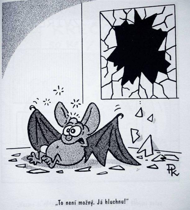 23 Nejlegracnejsich Kreslenych Vtipu Od Pavla Kantorka G Cz