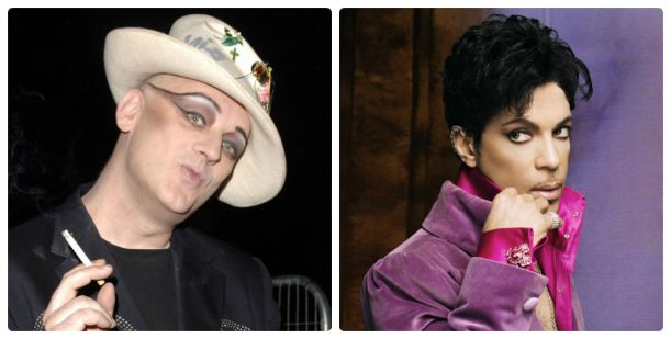Boy George vs. Prince
