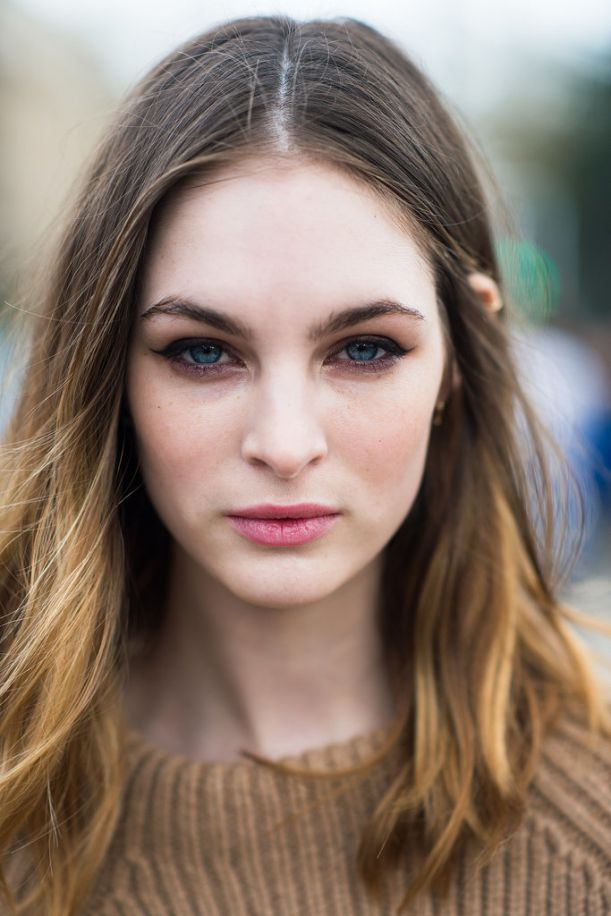 Street-Style-Hair-Makeup-London-Fashion-Week-Fall-2014