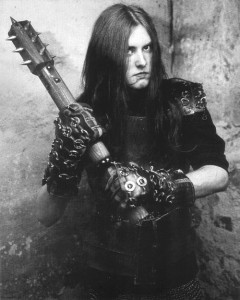 Varg Promo Photo GREY