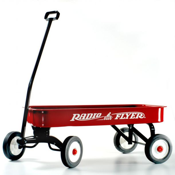 02 Radio Flyer Wagon 1923