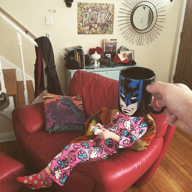 Batman paří Arkham Knight