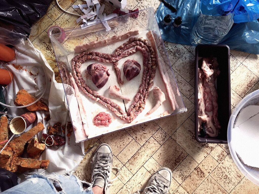 Srdce z perníku, nebo srdce ze střev? Co jí dáte vy?