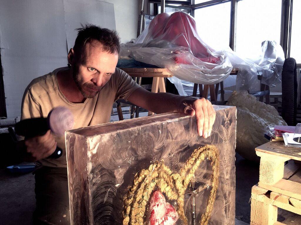Jan Poope, autodidakt, který neplave v žádném módním uměleckém proudu