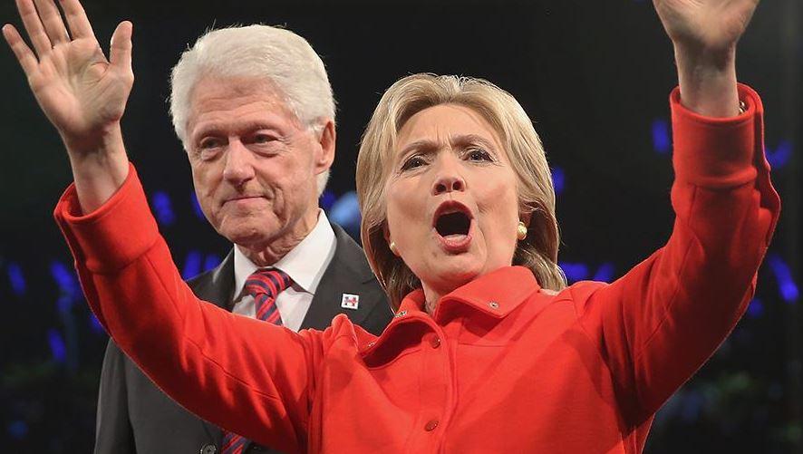 Hillary ani Bill už nejsou nejmladší a ani zdravotně to není, co bývalo. Je proto rozumné si vše připravit.