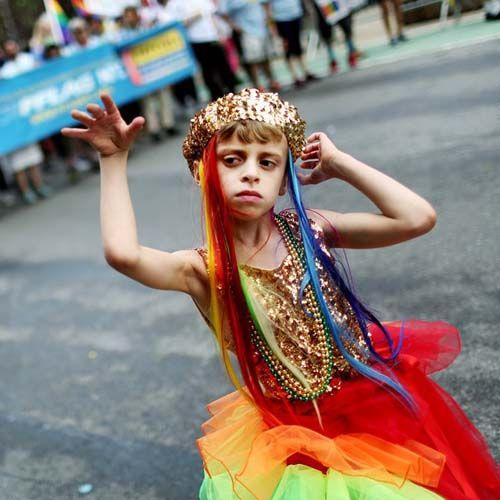 Syn pana Vladimíra byl vždy takový divný. Až letošní Prague Pride znamenal zlom a otec pochopil.