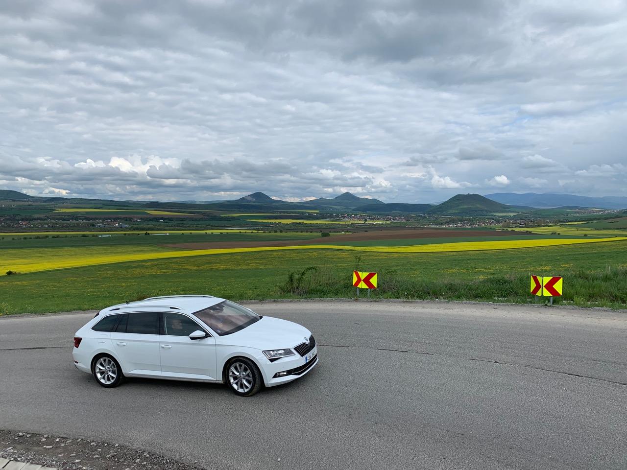 Cesta do Košic vede nádhernou krajinou východního Slovenska