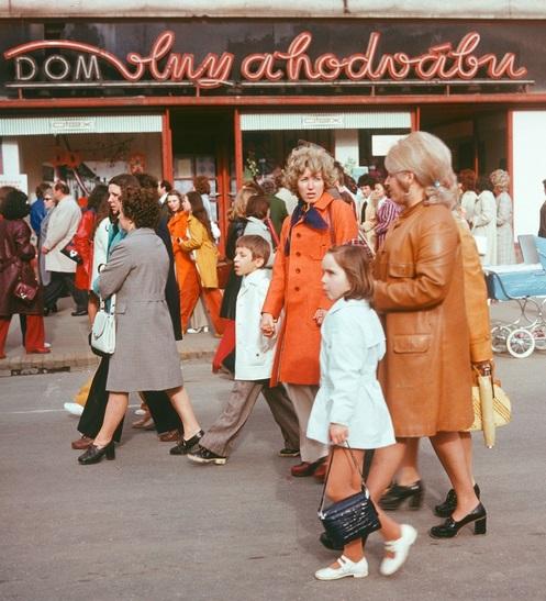 Taková byla móda v ulicích Košic (1975)