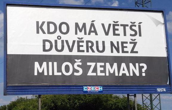 Pokus o virální kampaň se nejprve Starostům vymstil, když jim na plakáty začali vtipálci psát odpovědi jako Brouk Pytlík nebo Tvoje máma.