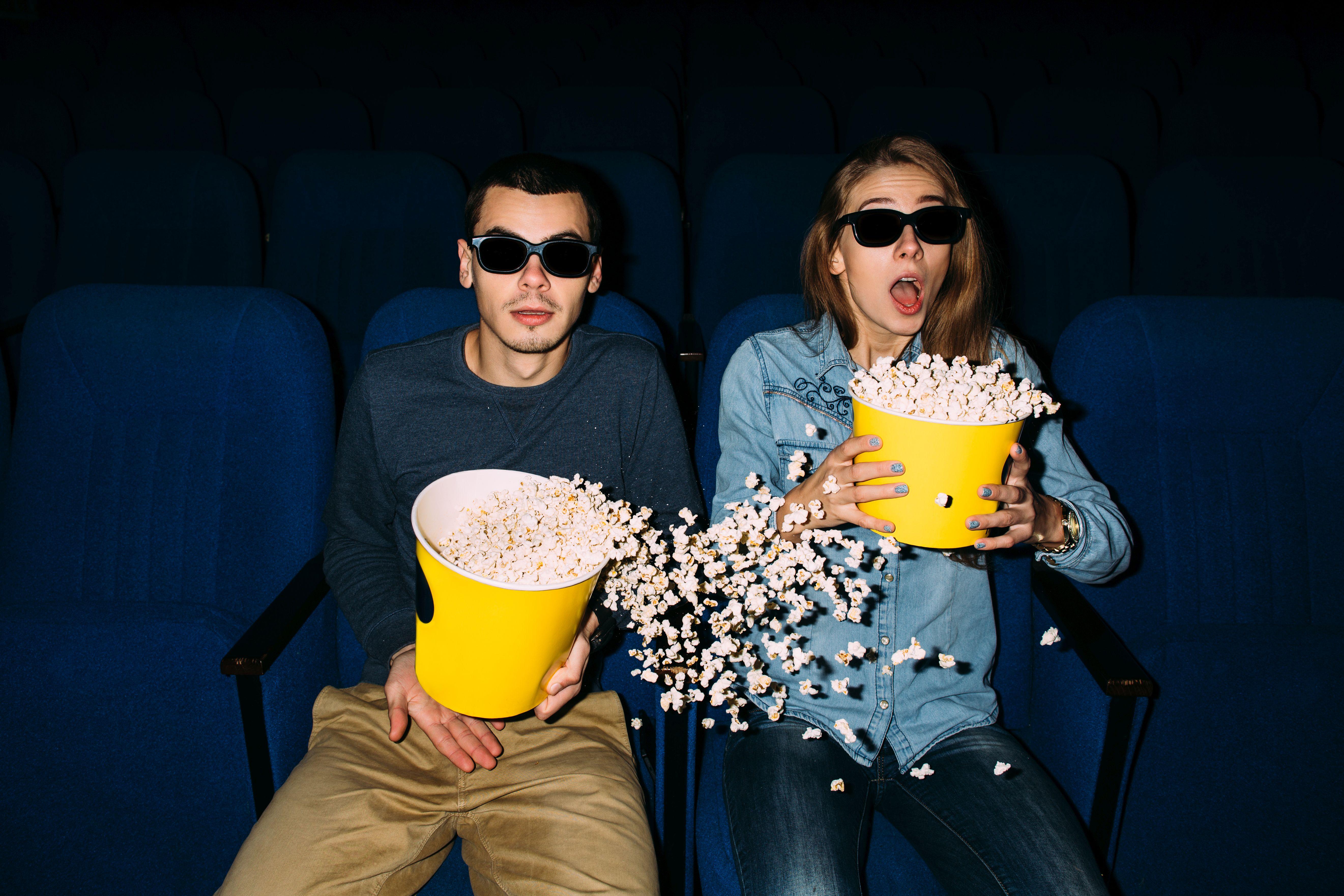 V klíně tentokrát nebudete mít jenom popcorn...