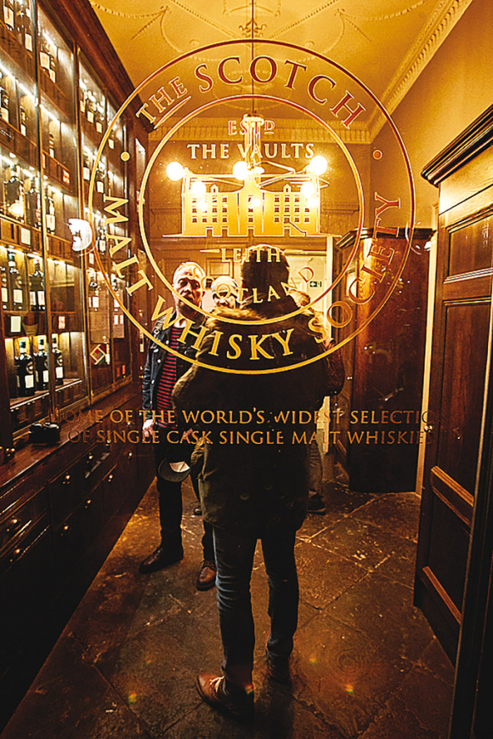 V Kaleidoskopu seženete ty nejlepší a nejoriginálnější skotské whisky.