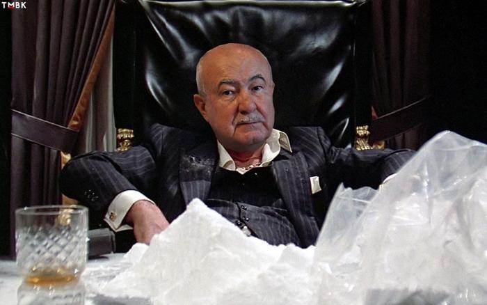 Petr Hannig je starý pán s mnoha životními zkušenostmi. I kokain zkusil, a to dokonce s Ringo Starrem.