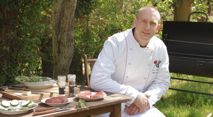 Šéfkuchař Jan Hajný poradí i vám, jak se vyvarovat častých chyb při grilování