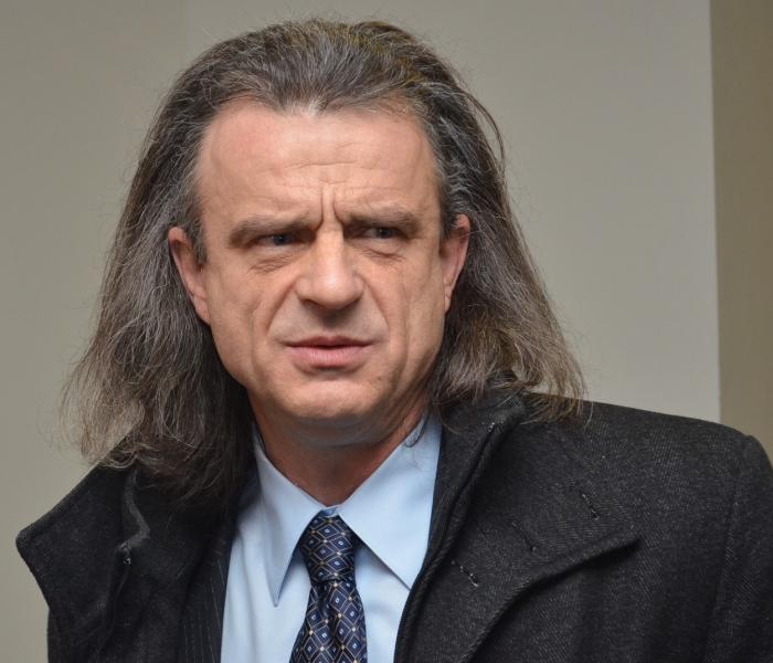 Bývalý poslanec Otto Chaloupka chce být prezidentem. Přiznejte se, že jste na něj zapomněli?