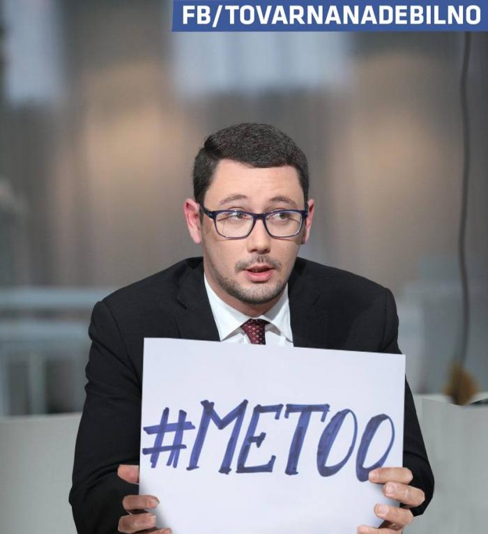 Vsadit si můžete dokonce i na to, že se Jiří Ovčáček na Twitteru přihlásí jako oběť kampaně MeToo.