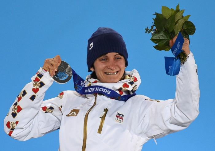 Martina Sáblíková je díky svým neuvěřitelným olympijským úspěchům považována za český národní sportovní poklad.