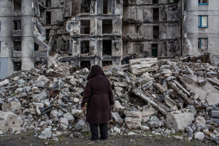 """Válka na Ukrajině – zločiny, které oslavují ruští """"umělci"""""""