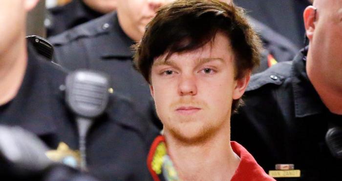 Ethan Couch při propuštění