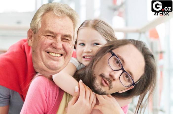 Homosexuálům voliči Miloše Zemana, co se týče adopce, příliš nefandí