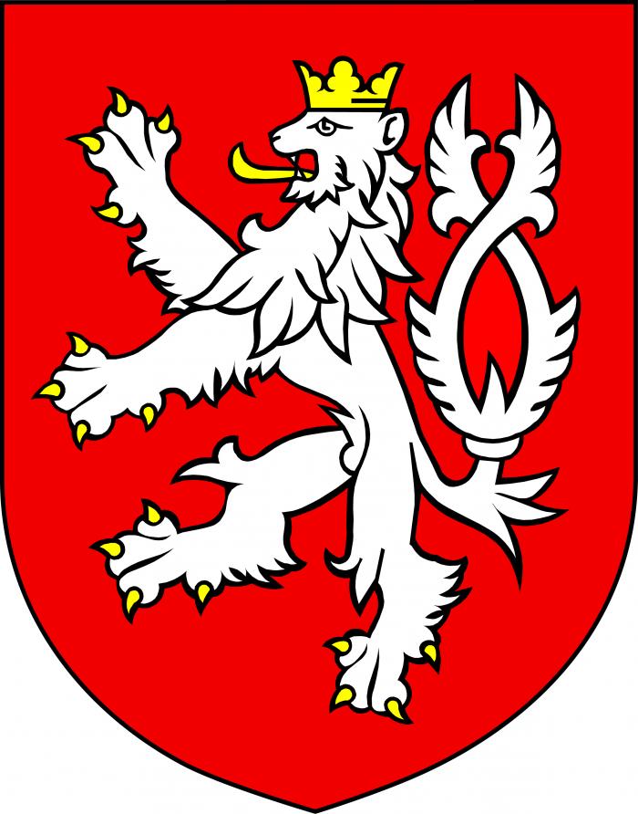 Proč má český lev dva ocasy? Původně to byli dva lvi, lví šéf a lví podřízený. Ten druhý pak tomu prvnímu vlezl do zadku. Že by se tím Ovčáček inspiroval?