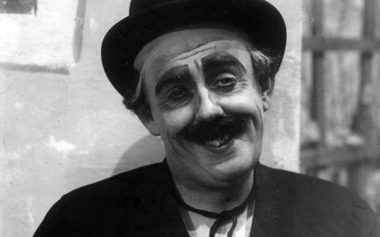 Na komika Ference Futuristu si vzpomene málokdo, ve své době byl ale váženější než Burian.