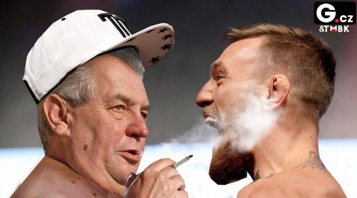 Na tiskové konferenci bylo dusno, jak se na boxery sluší a patří.