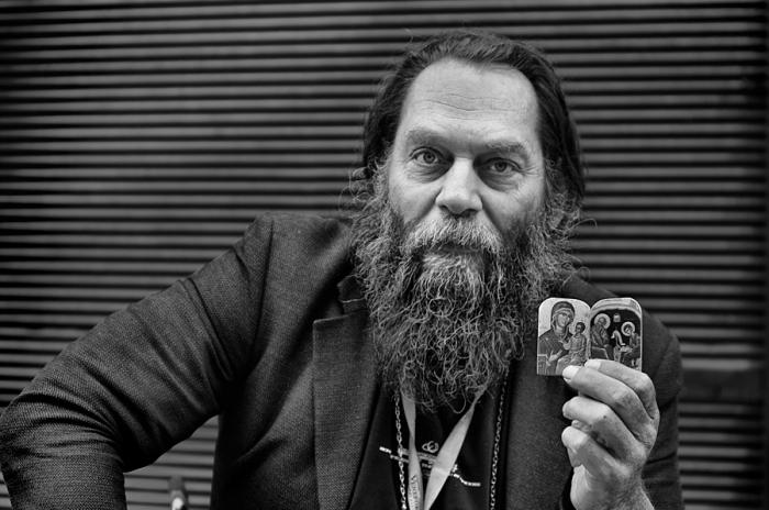 Svatý Vincent na archivním snímku Tomáše Petra. Více fotek najdete na http://www.photoextract.com/cs/foto/331886.html