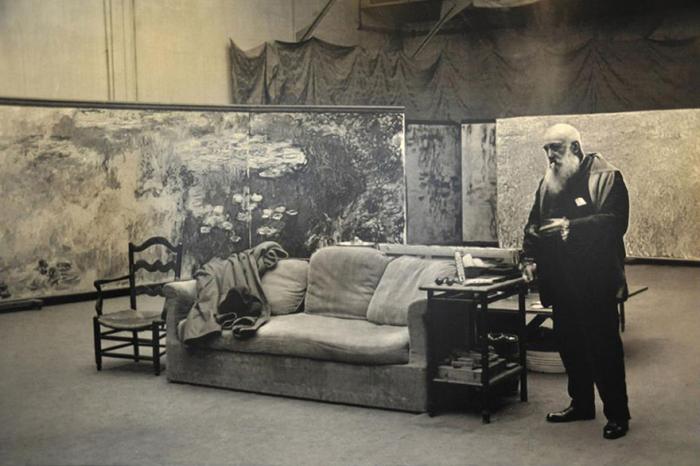 Monet byl pravým zakládajícím otcem a obhájcem hnutí impresionismu.