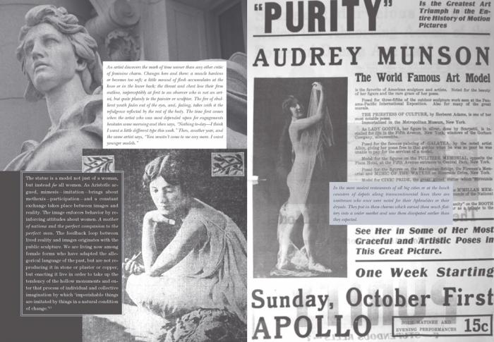 Dobový tisk z počátku 20. století psal o Audrey jako o nejkrásnější ženě své doby.