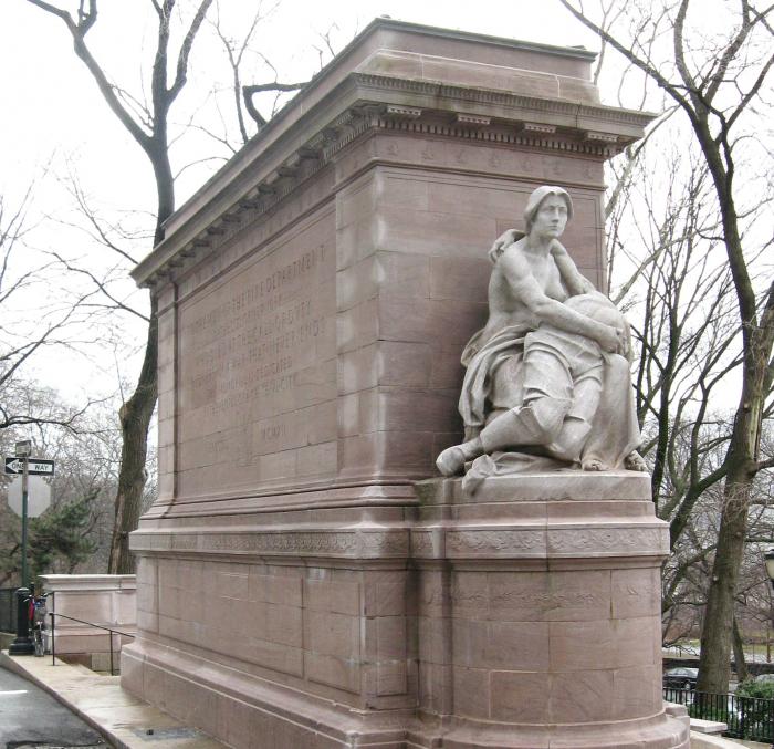 Podobizna Aurey Munsonové zdobí i památník padlým hasičům. Sama je ale pohřbena v neoznačeném hrobě.