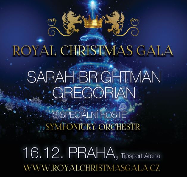 Vystoupení Royal Christmas Gala slibuje jedinečný zážitek.