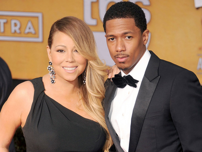 Mariah Carey And Nick Cannon Celebrate Christmas 2018 Together - 668×437