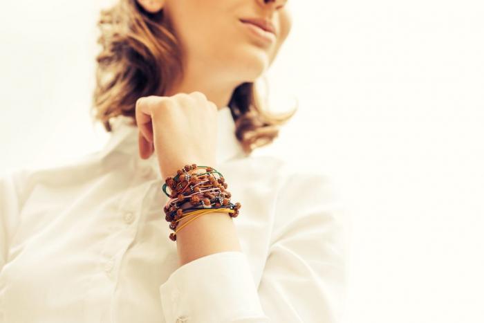 Váš talisman se může stát hodně stylovým doplňkem!